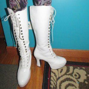 FunTasma Lace Up Boots
